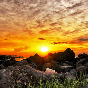 by Roly Raseda - Landscapes Sunsets & Sunrises