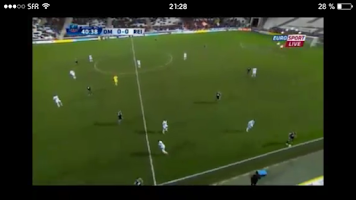 Screenshot of Sport Stream HD