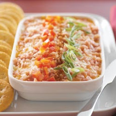 Savoury Three-Cheese Spread