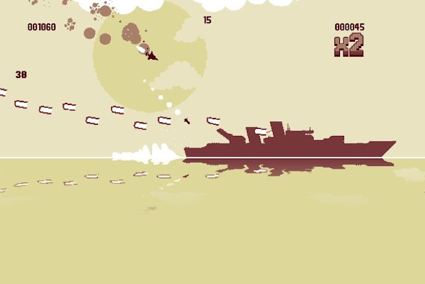 Vlambeer's Luftrausers soars into profit in just three days