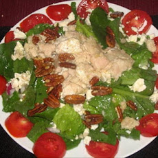 Rmg's Virtuous Tuna Salad With Romaine and Feta