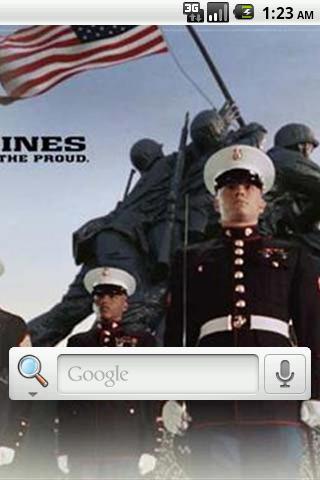海兵ライブ壁紙