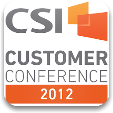 CSI Customer Conference 2012
