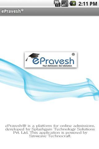ePravesh®