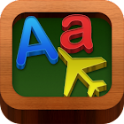 Magnetic Alphabet for Tablets icon