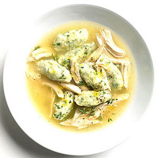 Spinach Chicken Dumplings Recipes