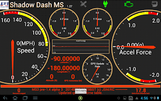 Screenshot of Shadow Dash MS