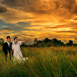 Venus by Mursyid Alfa - Wedding Bride & Groom