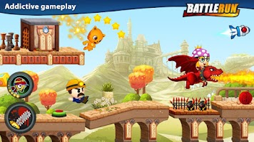 Screenshot of Battle Run