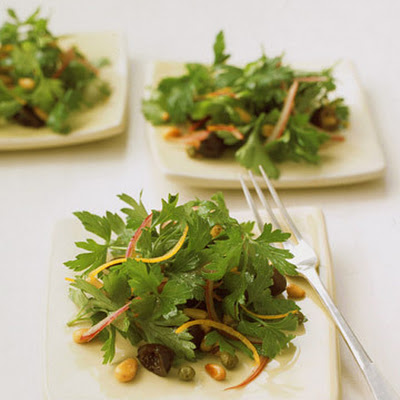 Parsley Leaf Salad