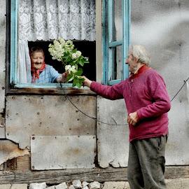 witaj Zosieńko by Lech Iwiński Foto - People Couples ( portraits )