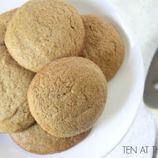 Soft Baked Gingerbread Cookies Recipes