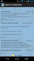 Screenshot of Quero Vagas - Empregos