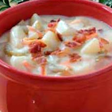 Hearty Bacon Potato Chowder