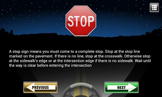 ontario driving test g1 pdf