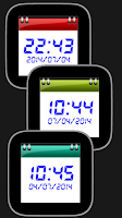 Screenshot of Watch And Calendar - Liveview