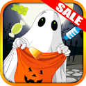 Halloween Ghost Tilt Game