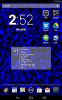 Screenshot of Simple Calendar Widget