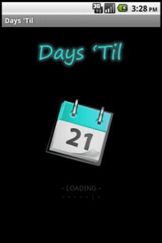 Days 'Til
