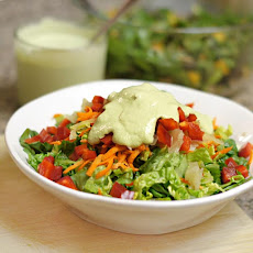 Oil-Free Green Goddess Dressing (Vegan)
