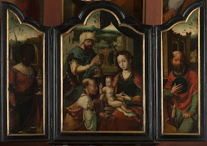 RIJKS: workshop of Pieter Coecke van Aelst (I): painting 1550