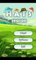 Screenshot of Hats Season Free