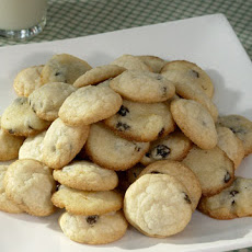 Lemon Currant Cookies