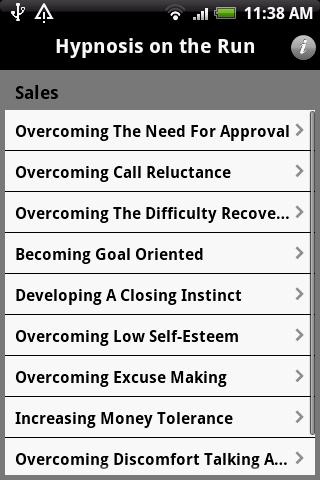 Hypnosis OTR – Sales Mind