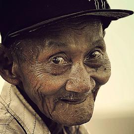 by Ayahnya Cakrabuwana - People Portraits of Men