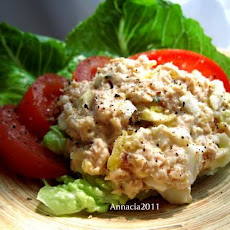 Salmon Egg Salad