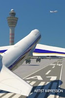 Screenshot of Flight Stunts Lite