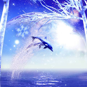 Dolphin Snow icon