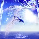 Dolphin Snow icon