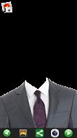 Screenshot of Suits Men Photo Effects