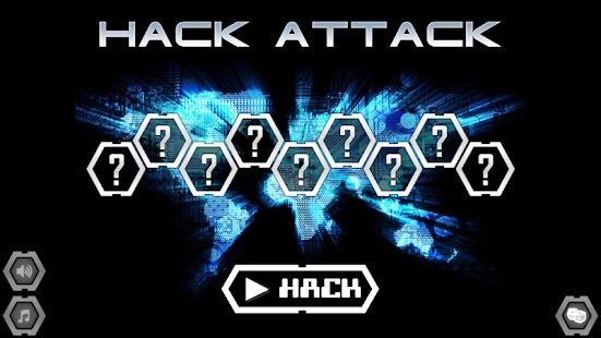 Hack Attack - screenshot