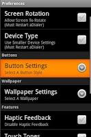 Screenshot of aDialer (Dialer App)