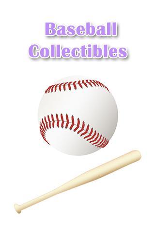 Baseball Collectibles