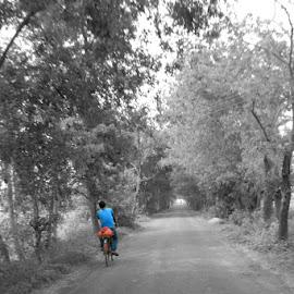 by Sayani Sarkar - Transportation Bicycles