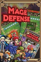 Screenshot of Mage Defense