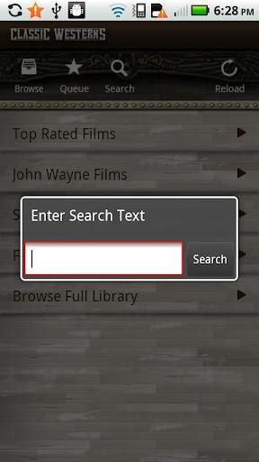 【免費媒體與影片App】Classic Western Movies-APP點子