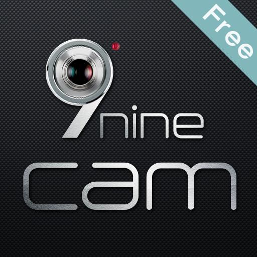 9-Cam Free LOGO-APP點子