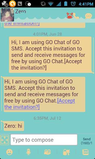 玩漫畫App|ZRomantic GO SMS Theme免費|APP試玩