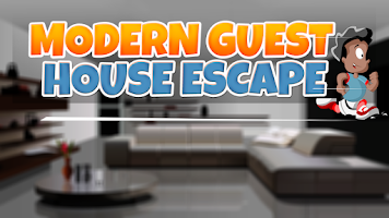Screenshot of Modern Guest House Escape
