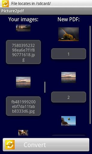 【免費工具App】Picture2pdf-APP點子