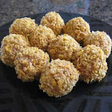 Peanut Butter Nuggets