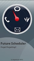 Screenshot of Future Scheduler