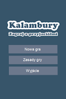 Screenshot of Kalambury