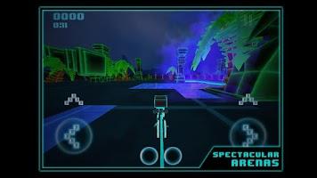 Screenshot of LightSpeeder