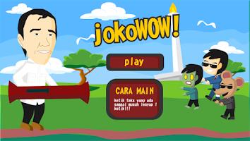 Screenshot of jokoWOW
