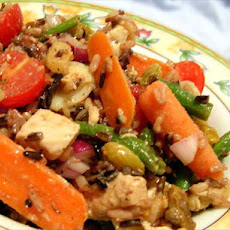 Fruitilicious Rice Salad